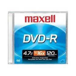 Lemez DVD-R 4.7GB maxell normál
