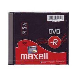 Lemez DVD-R 4.7GB maxell slim