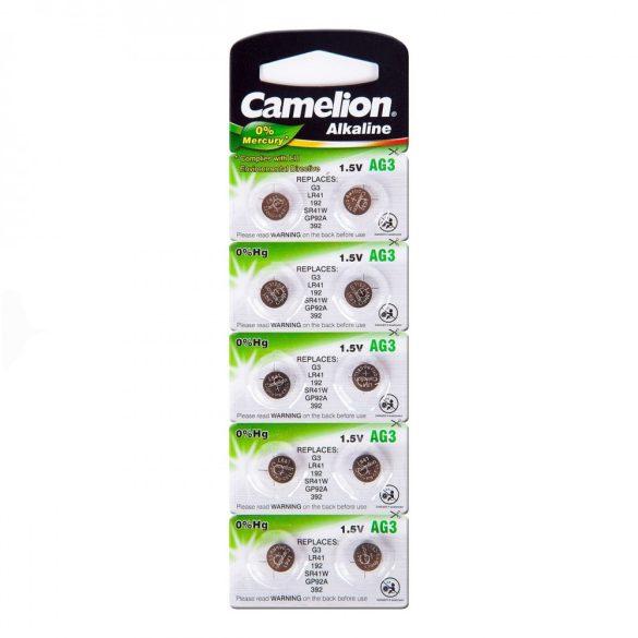 Elem GP, Camelion LR41 AG3