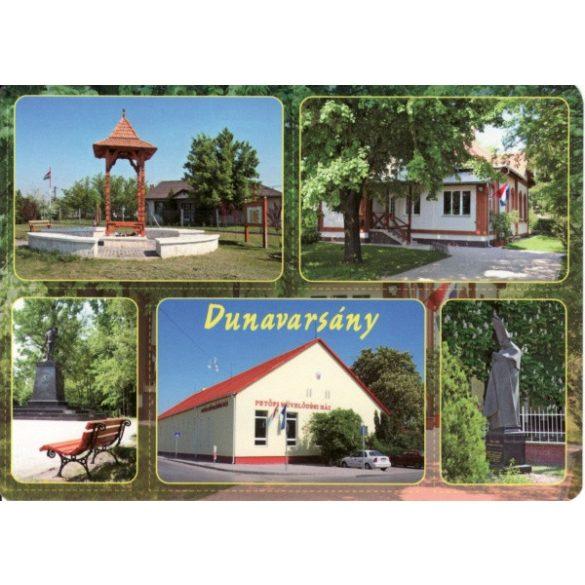 Dunavarsány képeslap