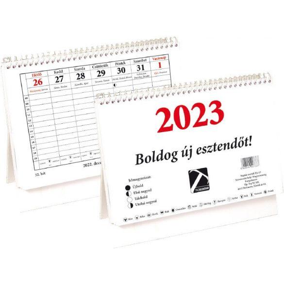 Asztali naptár TA23 2020