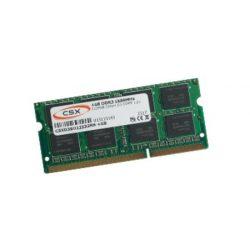Memória CSX 4GB/1333 DDR3 Notebook