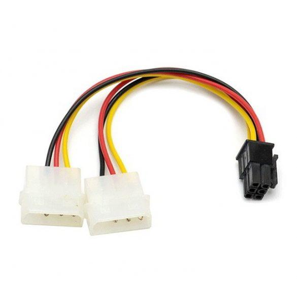 Kábel táp VGA 8pin