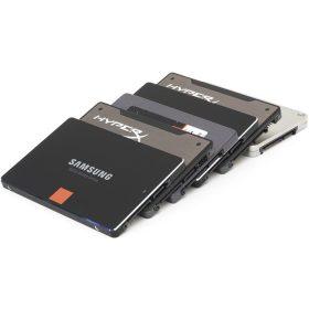 HDD, SSD