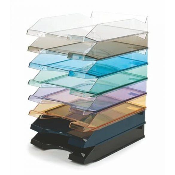 Műanyag Irattálca Több színben