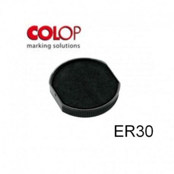 Bélyegző Cserepárna COLOP ER30 Kör alakú Több színben
