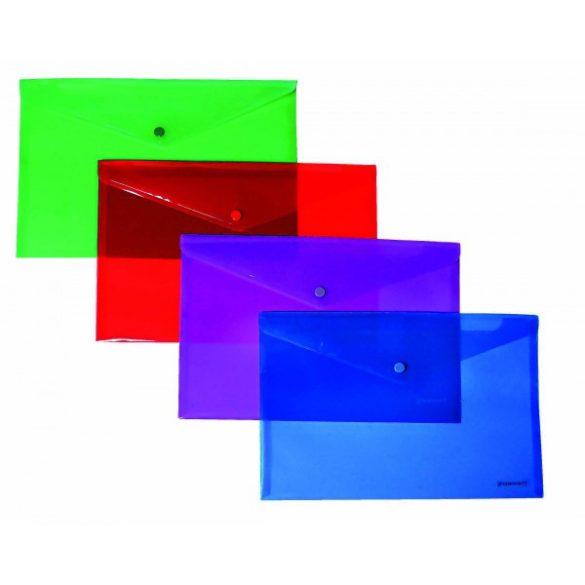 Irattartó patentos A4 Több színben