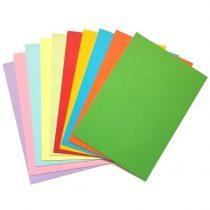 Színes fénymásolópapír A4 Több színben