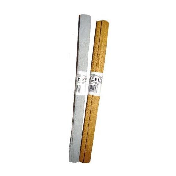 Krepp papír 200x50 cm - Több színben