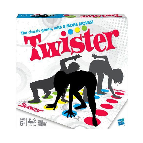 Twister ügyességi játék