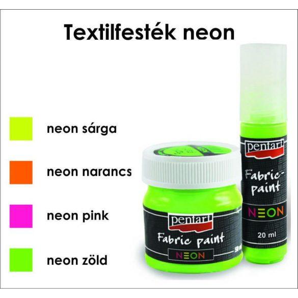Textilfesték FabricPaint 50 ml Több színben
