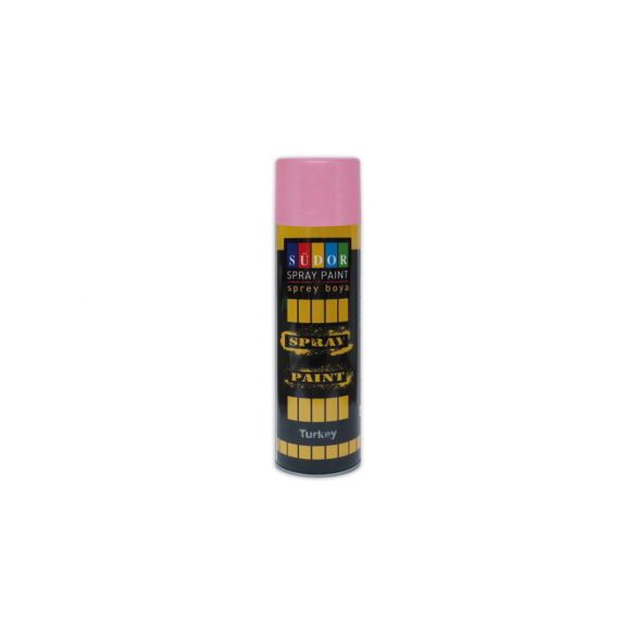 Festék spray 200 ml Südor, rózsaszín