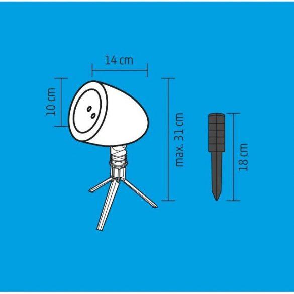 Somogyi Lézer projector DL IP 8