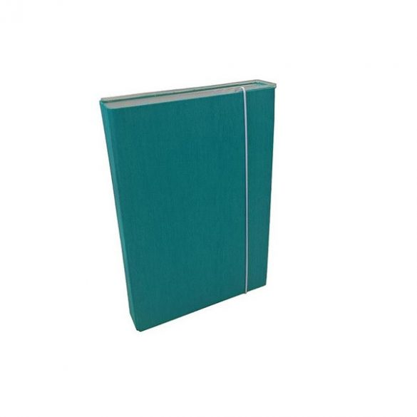 FÜZETBOX COLOR A4 (40mm) - Több színben