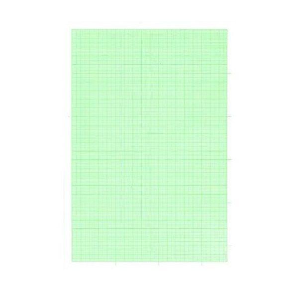 Milliméterpapír - A/4 (10db)