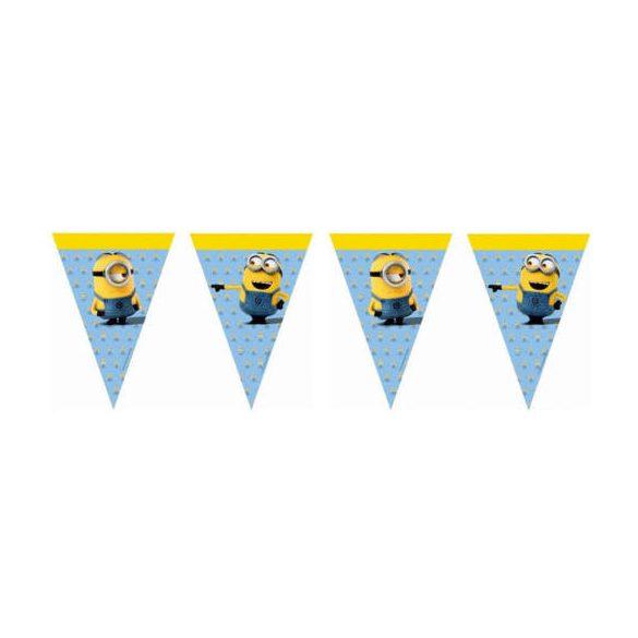 Minion zászló 9 zászlóval