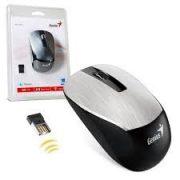 Egér Genius Optical Wireless NX-7015 Ezüst