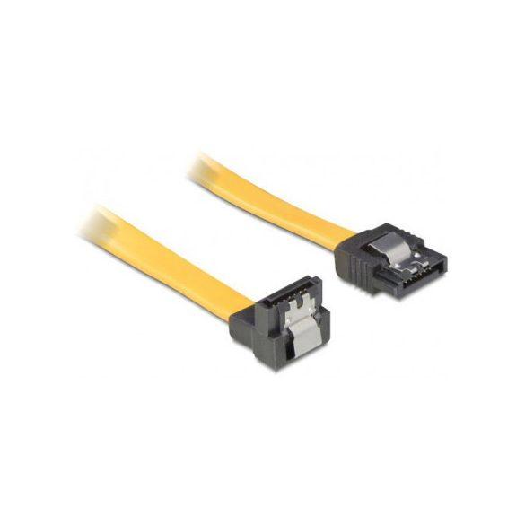 Kábel SATA adat 10cm