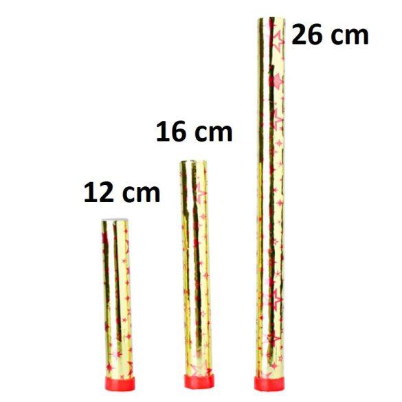 Tűzijáték Közepes - 16 cm