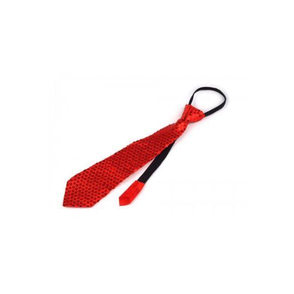 Flitteres nyakkendő
