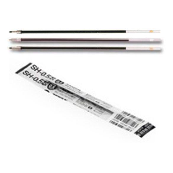 Golyóstollbetét Zebra SH 0,5 mm Több színben ( H8000 tollakhoz )