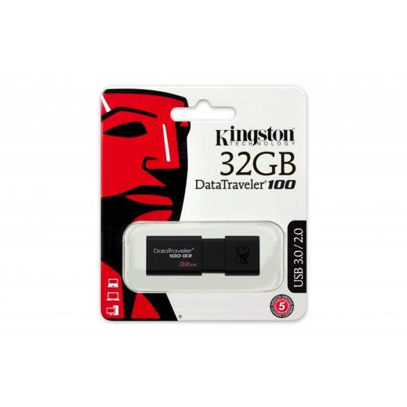 Pendrive Kingston 32Gb DT100G3/32
