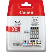 Patron Canon CLI581 XXL Multipack Eredeti