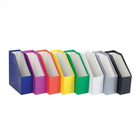 Iratpapucs A4 Fóliás (90mm) - Több színben