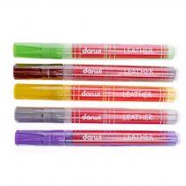 Darwi bőrfestő toll Több színben