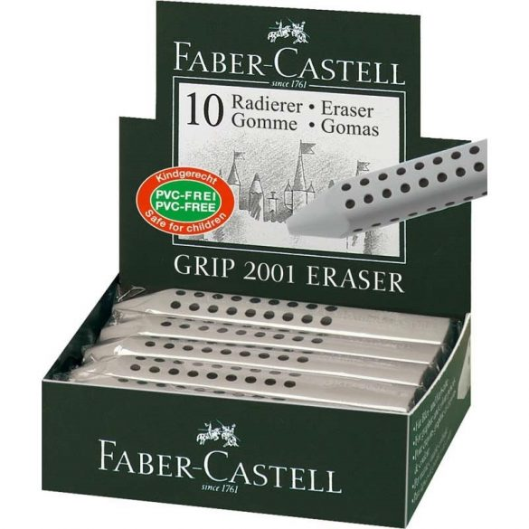 Radír Faber Castell GRIP 2001