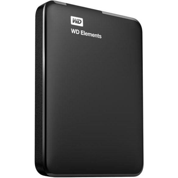 WD Elements merevlemez, 1Tb USB