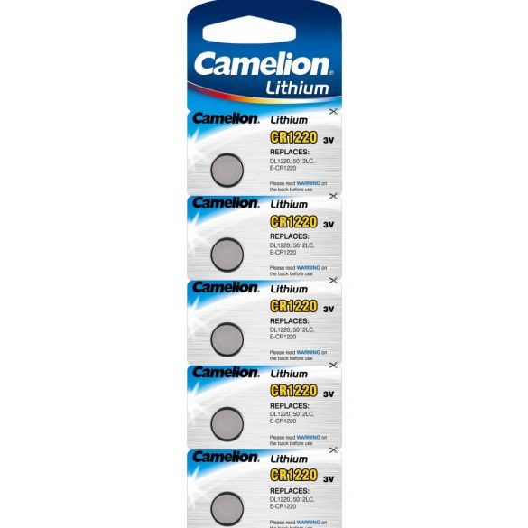 Gombelem Camelion CR1220
