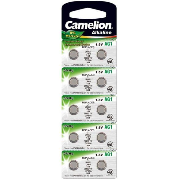 Elem GP, Camelion AG1 LR621 LR60 164 1,5V gomb