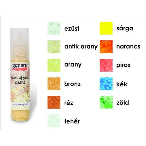 Szatináló festék 20 ml Több színben