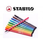 Filctoll Stabilo Vegyes szín