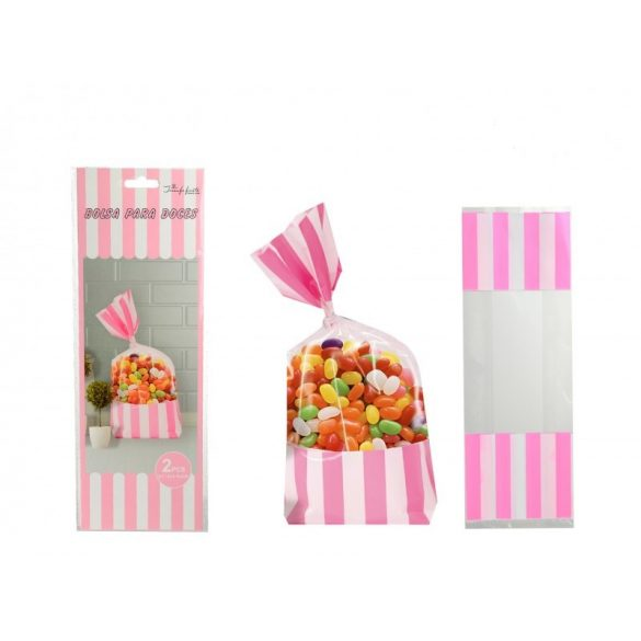 Cukorka tasak, rózsaszín vagy zöld, 2 db/cs.