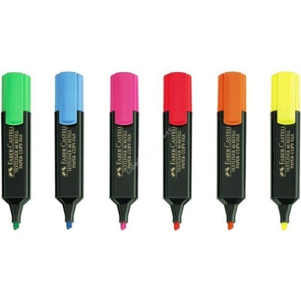 Szövegkiemelő Faber Castell -Több színben