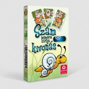 Kártya gyerekeknek, oktató vegyes