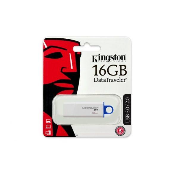 Pendrive Kingston 16Gb G4 USB 3.0