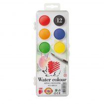 Vízfesték ICO - 12 szín