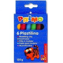 Gyurma Primo 6db színes