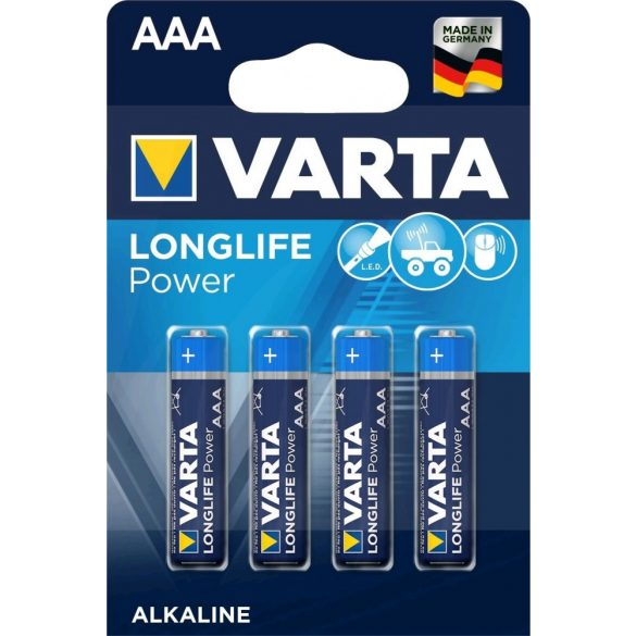Elem VARTA Longlife POWER (AAA)