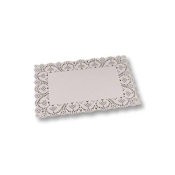 Tortacsipke szögletes, 25×37 cm