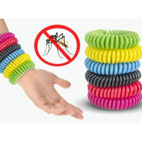 Szúnyogriasztó karkötő