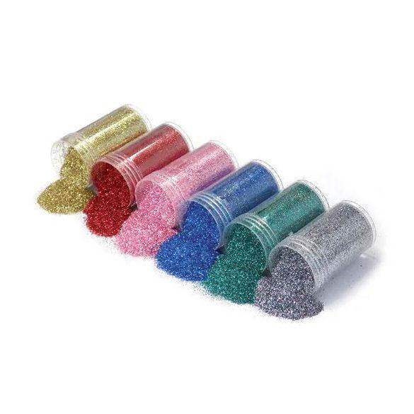 Csillámpor - Több színben (15 g)