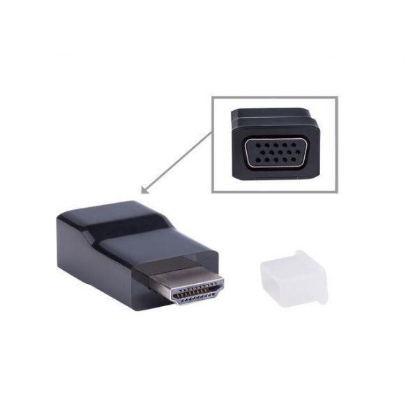 Adapter GEMBIRD HDMI/VGA  (AHDMIVGA001)