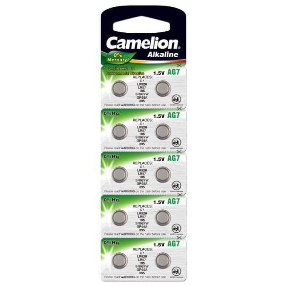 Gombelem CAMELION AG7 (LR57/SR927/395)
