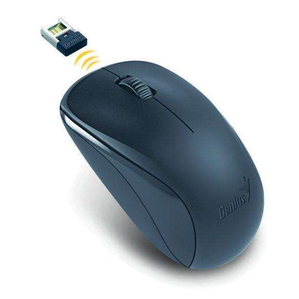 Egér Genius Optical Wireless NX-7000 BlueEye Fekete