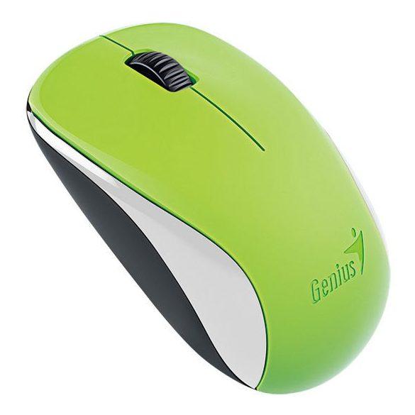 Egér Genius Optical Wireless NX-7000 BlueEye Zöld