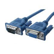 Kábel Monitor VGA hosszabító 3m